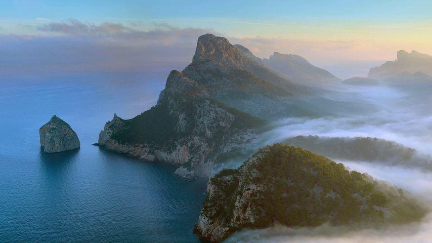 「フォルメントール岬」スペイン, バレアレス諸島, マヨルカ島