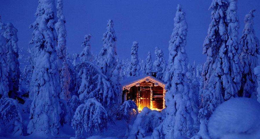 「リーシ山国立公園」フィンランド