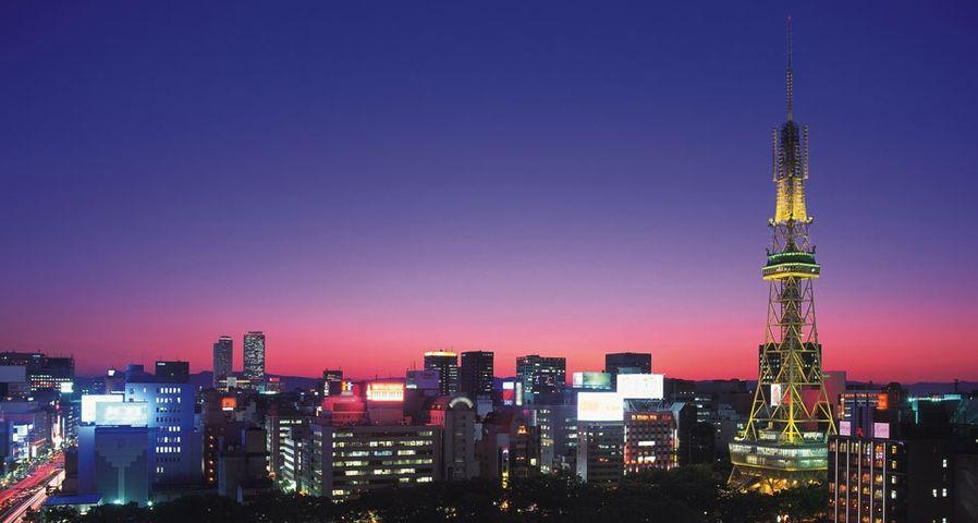 「名古屋テレビ塔」愛知, 名古屋