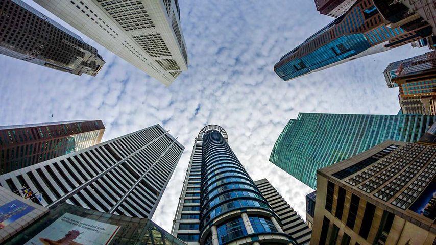 「セントラル・ビジネス地区」シンガポール