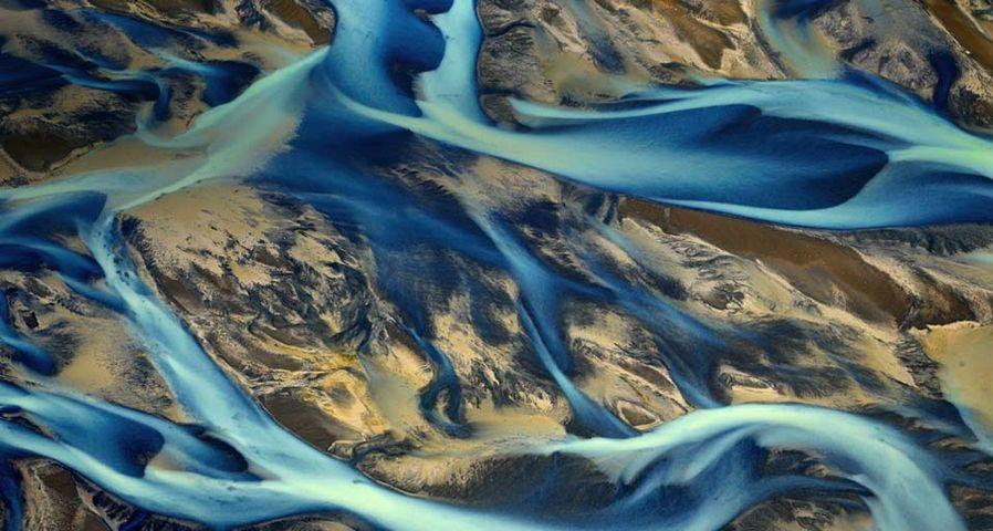 「コルグリマ川」アイスランド