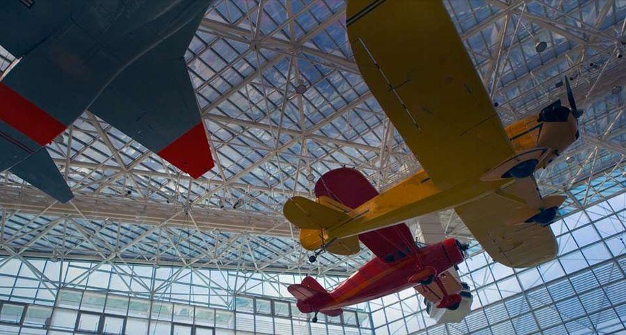 「航空博物館」アメリカ, ワシントン州, シアトル