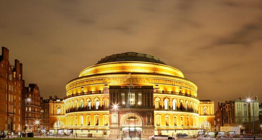 「ロイヤル・アルバート・ホール」イギリス, ロンドン