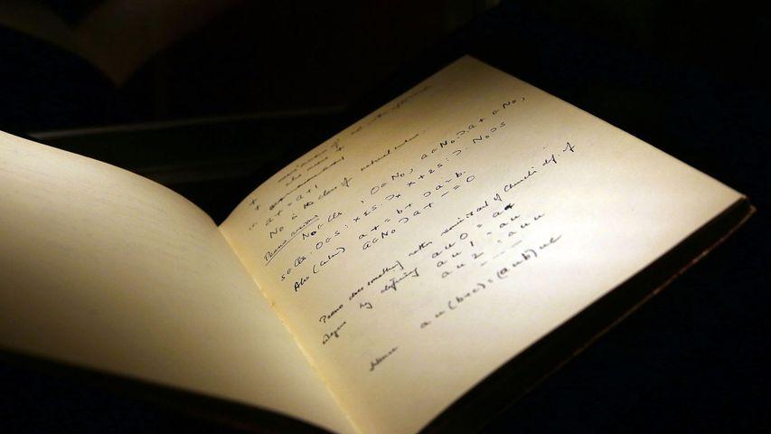「アラン・チューリングのノート」