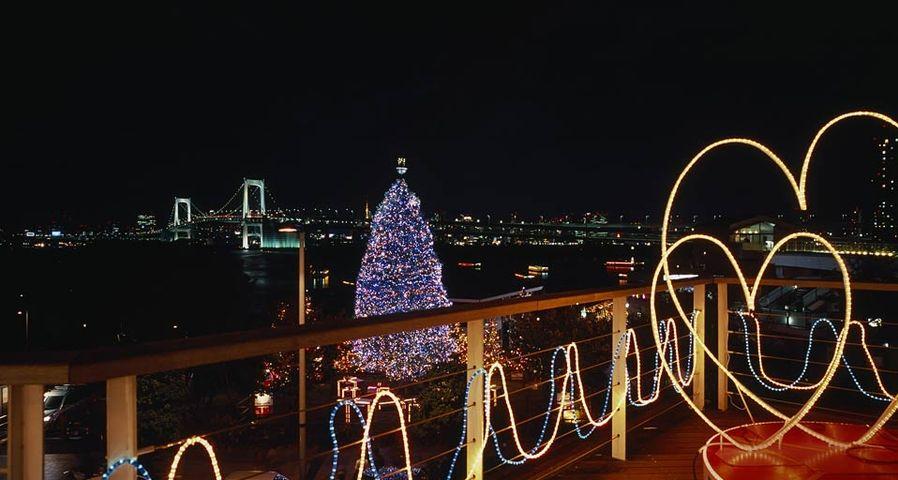 「台場メモリアルツリー」東京, お台場