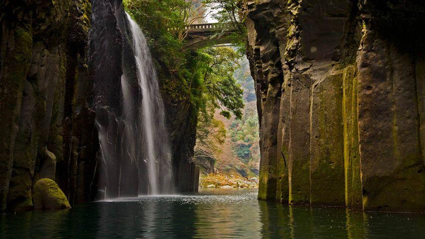 「真名井の滝」宮崎, 高千穂峡
