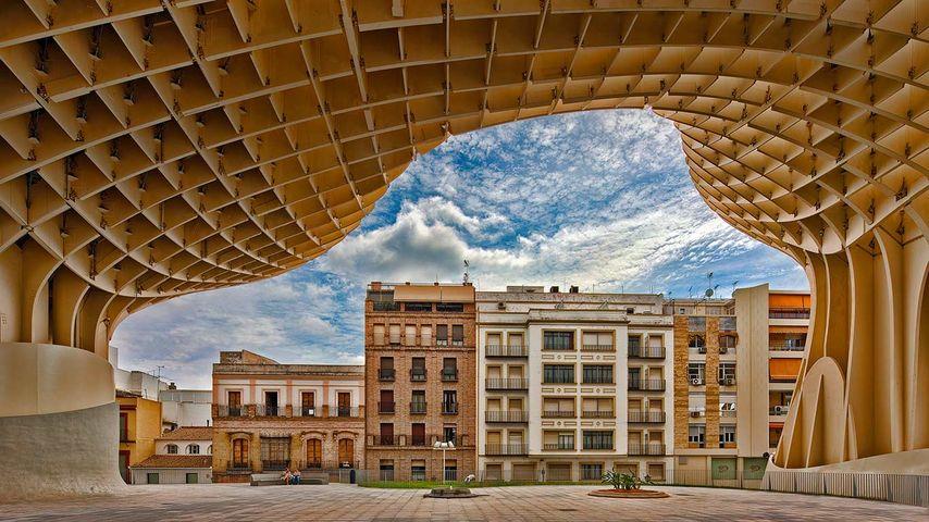 「メトロポール・パラソル」スペイン, セビリア