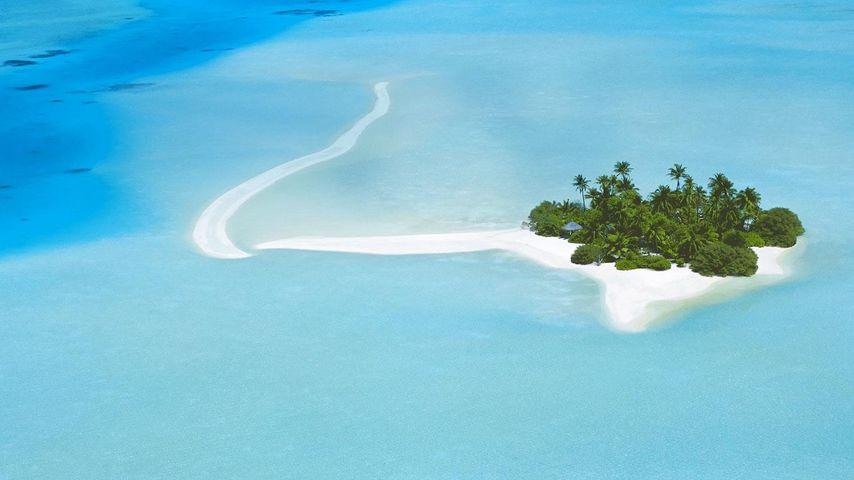 「北マーレ環礁」モルディブ