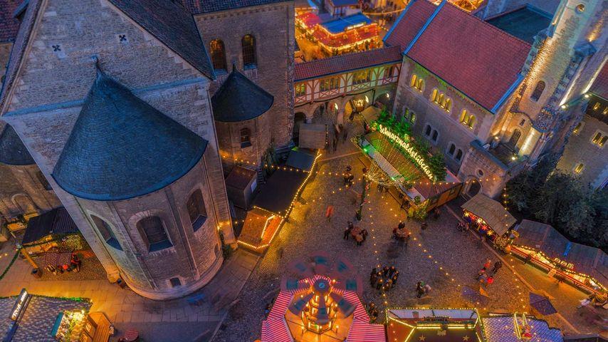 「クリスマス・マーケット」ドイツ, ニーダーザクセン州