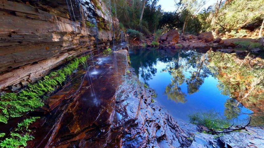 「デールズ・ゴージ」西オーストラリア, カリジニ国立公園