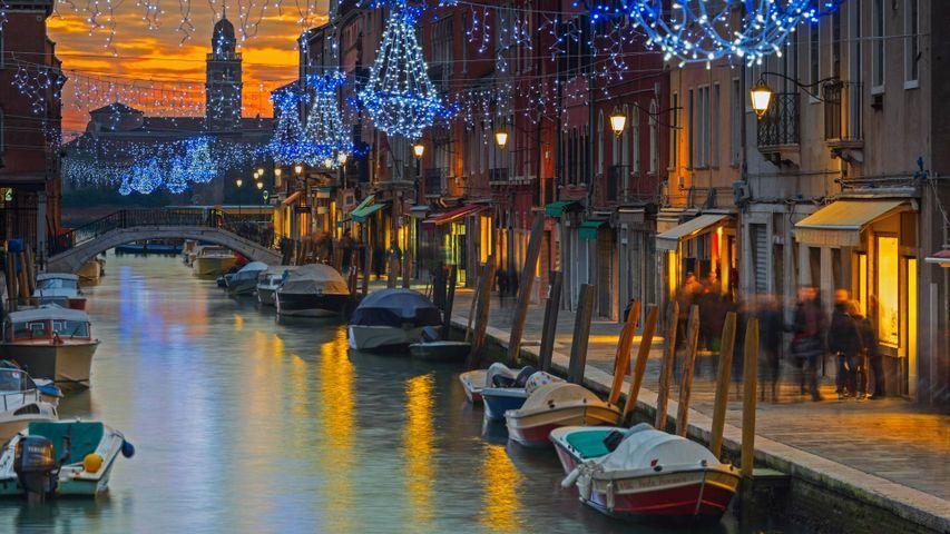 「マラーニ運河」イタリア, ムラーノ