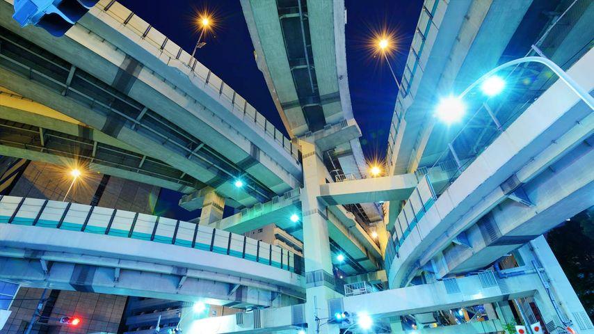 「箱崎ジャンクション」東京, 中央区