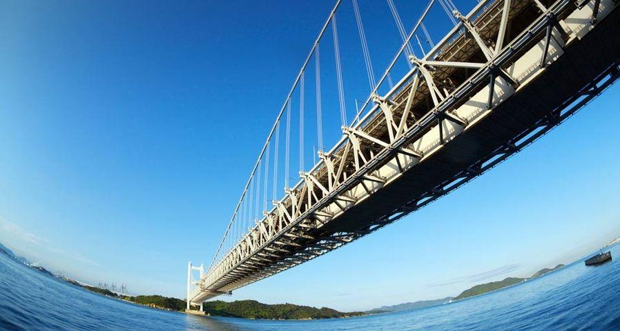 「瀬戸大橋」岡山
