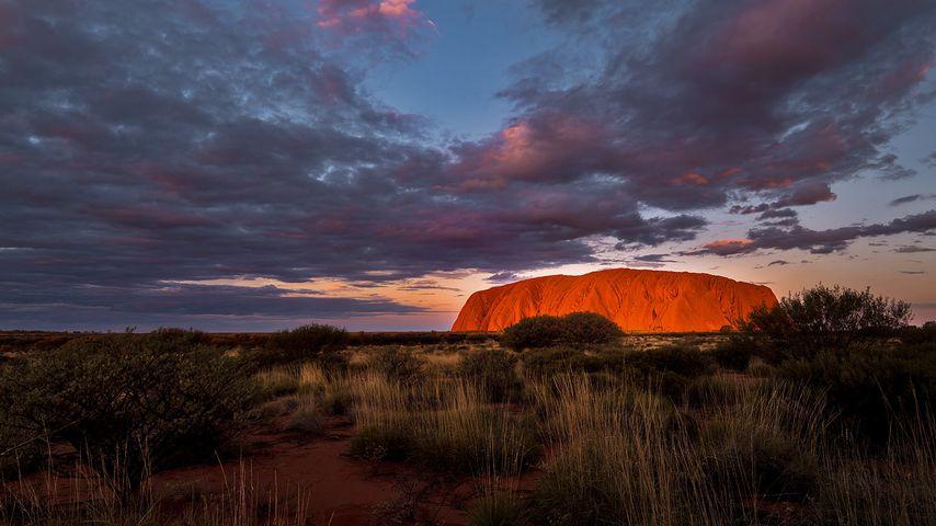「エアーズロック」オーストラリア, ウルル