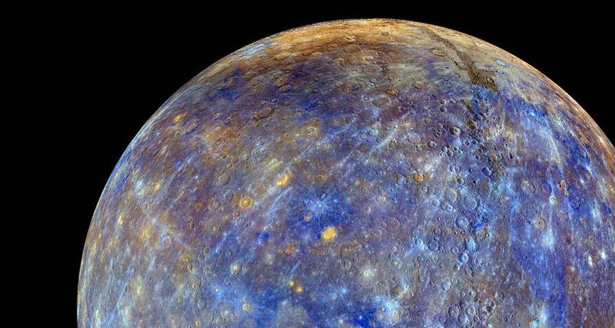 「水星」探査機メッセンジャー
