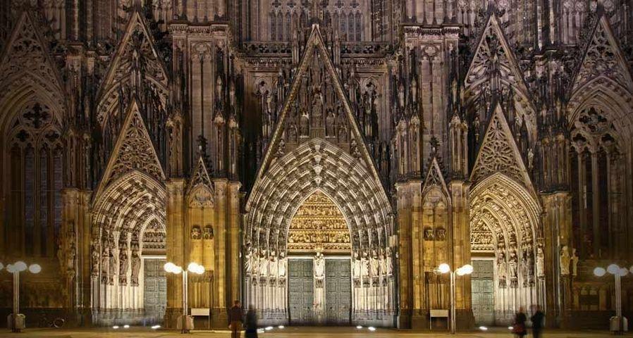 「ケルン大聖堂」ドイツ, ケルン