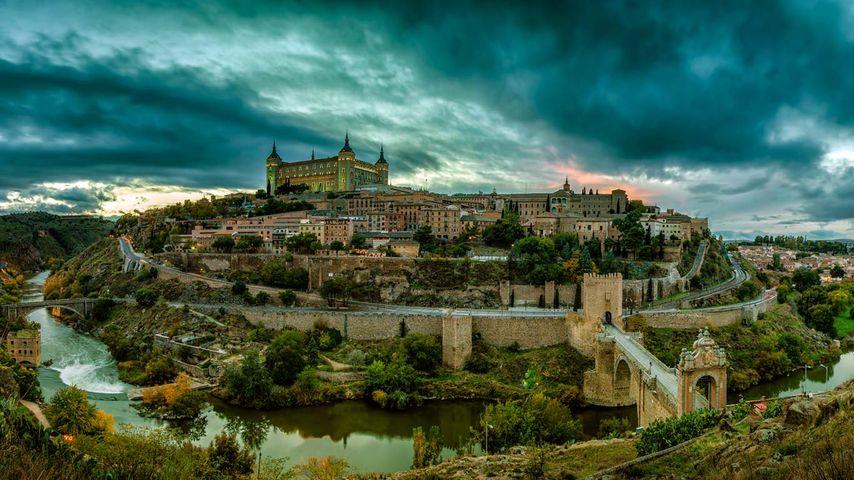 「トレド」スペイン