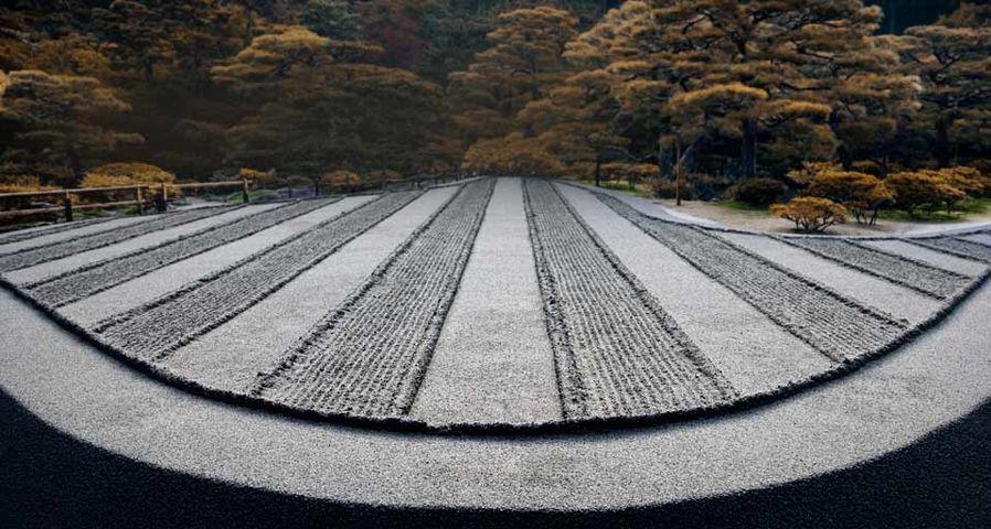 「銀閣寺」京都, 左京区