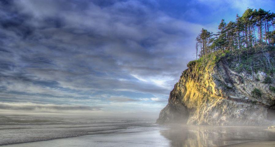 「ハグ・ポイント」アメリカ, オレゴン州
