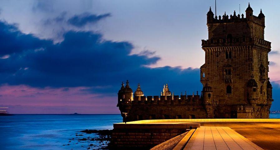 「べレンの塔」ポルトガル, リスボン