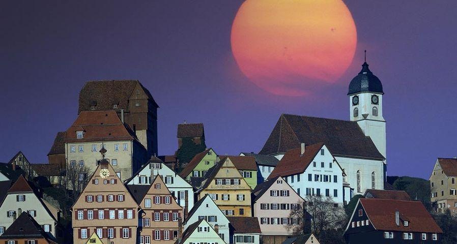 「アルテンシュタイク」ドイツ, バーデン・ヴュルテムベルク州, カルフ