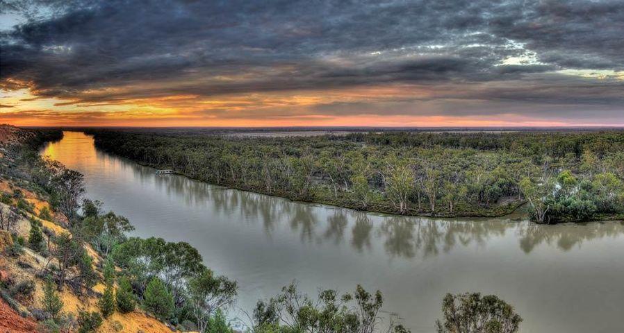 「マレー・リバー国立公園」オーストラリア