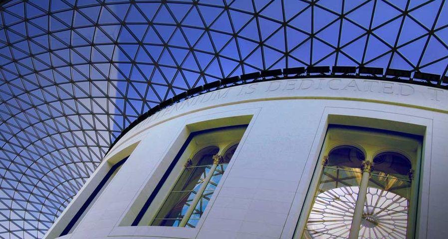 「大英博物館」イギリス, ロンドン