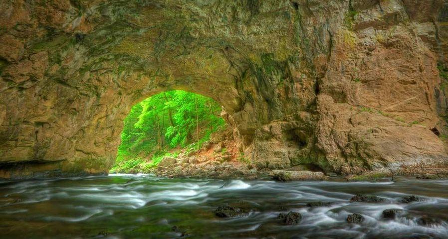 「シュコツィアン洞窟群」スロヴェニア