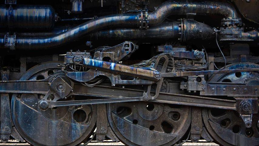 「蒸気エンジン」アメリカ, ペンシルバニア州