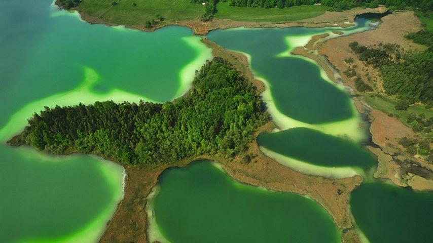 「オスター湖群」ドイツ, オーバーバイエルン