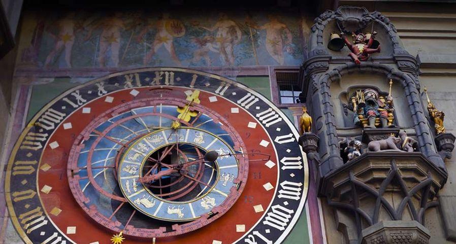 「ベルンの時計塔」スイス, ベルン