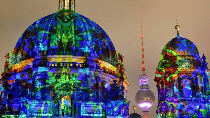 「フェスティバル・オブ・ライツ」ドイツ,  ベルリン