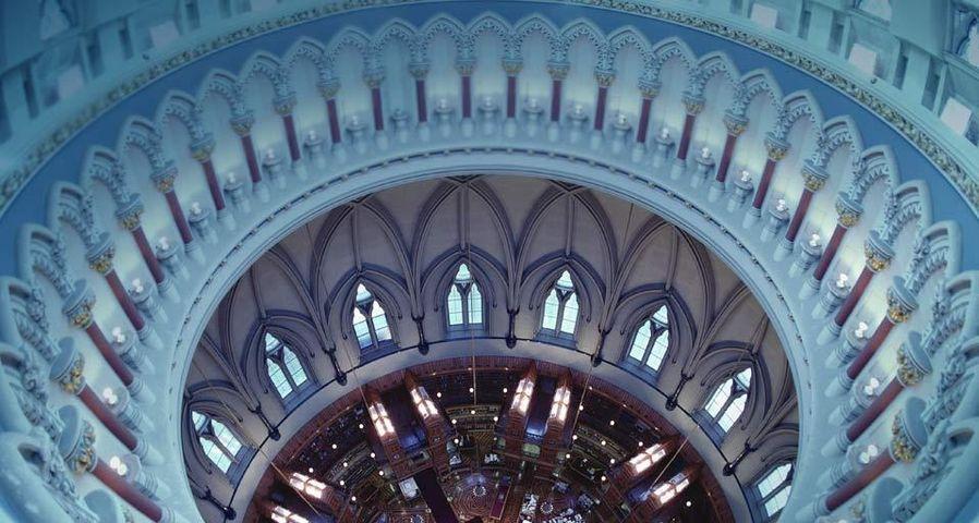 「議事堂図書館」カナダ, オンタリオ