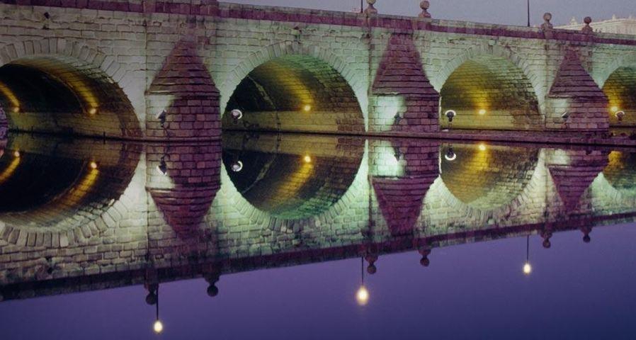 「セゴビア橋」スペイン, マドリード