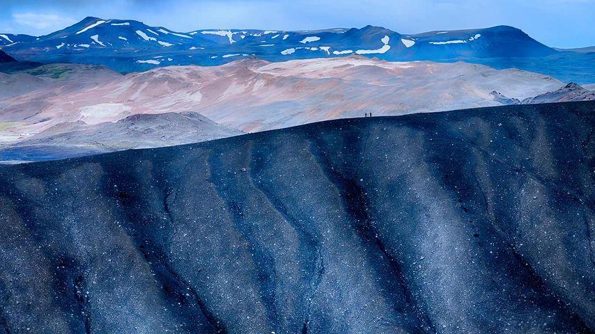 「クヴェルフィヤットル」アイスランド