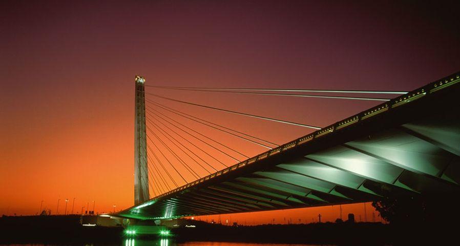 「アラミロ橋」スペイン, セビリア