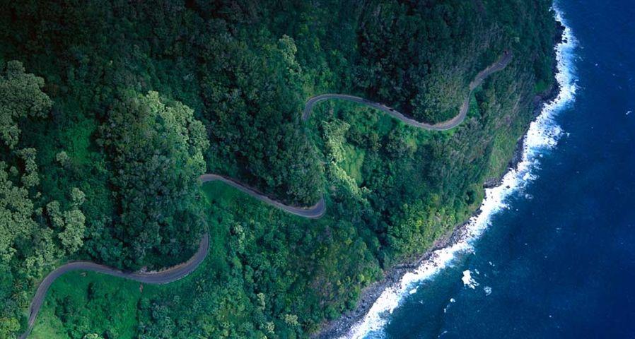 「ハナ・ハイウェイ」ハワイ, マウイ島
