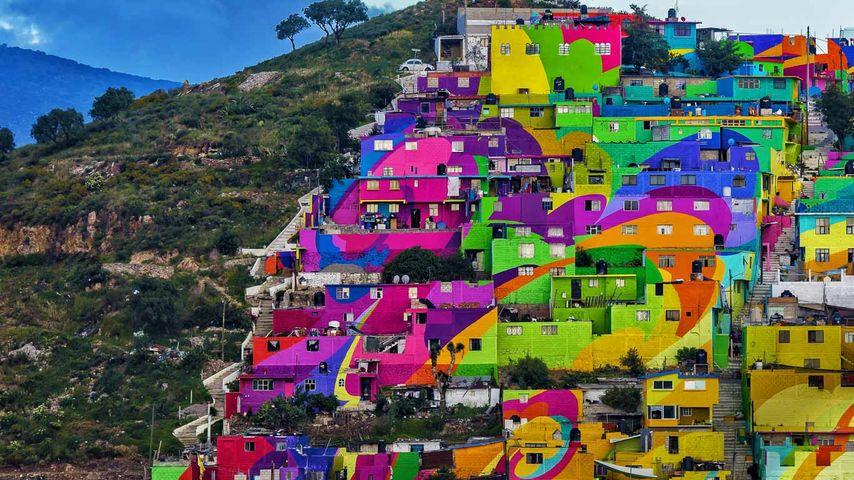 「ラス・パルミタス」メキシコ, イダルゴ州