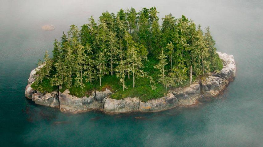 「ブロートン群島」カナダ, ブリティッシュコロンビア州