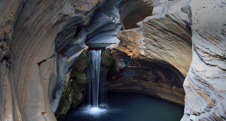 「ハマスレー峡谷」オーストラリア, カリジニ国立公園