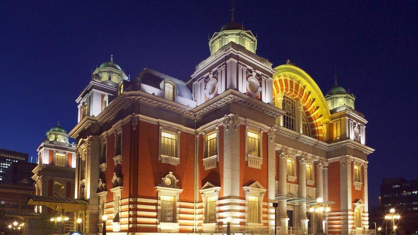 「大阪市中央公会堂」大阪, 北区
