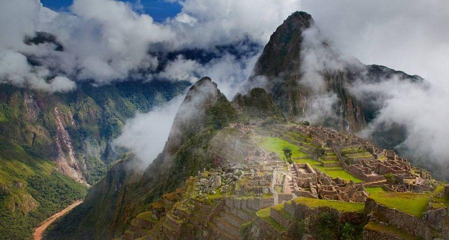 「マチュ・ピチュ」ペルー, クスコ