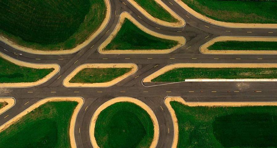 「自動車コース」アメリカ, ミネソタ州