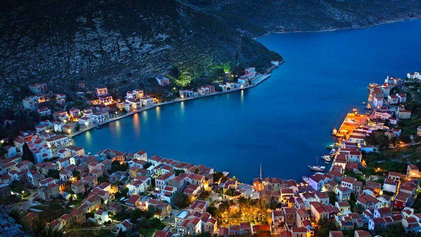 「カステロリゾ島」ギリシャ