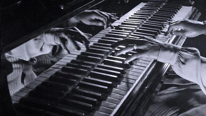 「メアリー・ルー・ウィリアムスのピアノ・セッション」アメリカ合衆国, ニューヨーク市