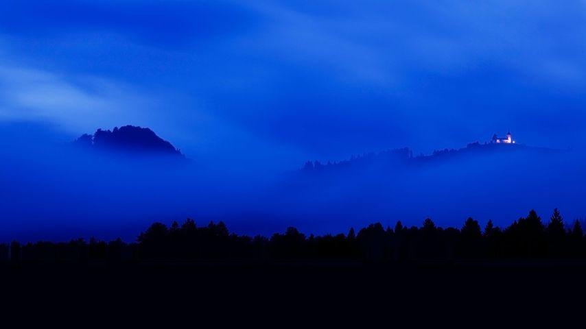 「霧のヤムニーク」スロヴェニア, クラーニ