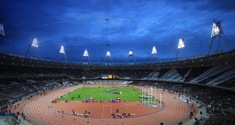 「オリンピックスタジアム」イギリス, ロンドン