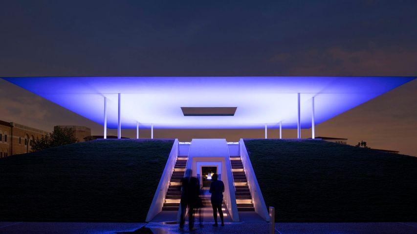 「'Twilight Epiphany' Skyspace」米国テキサス州, ヒューストン