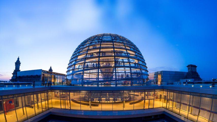 「ドイツ国会議事堂」ドイツ, ベルリン