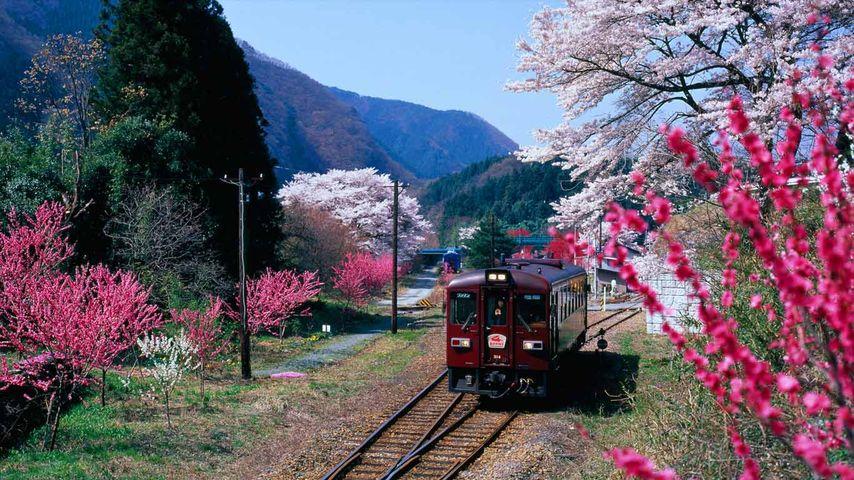 「わたらせ渓谷鐵道」群馬, 神戸駅